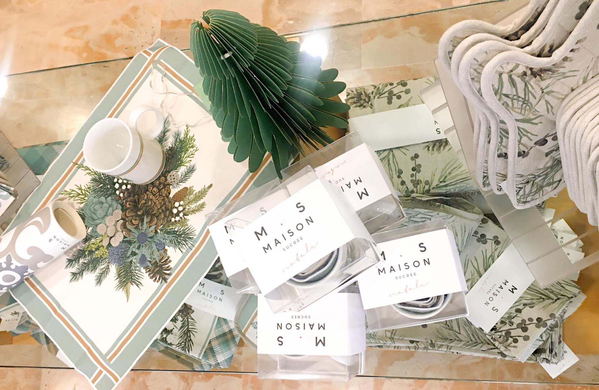 """1. """"Vetrine creative"""" di Natale, la rubrica di Maison Sucrèe"""