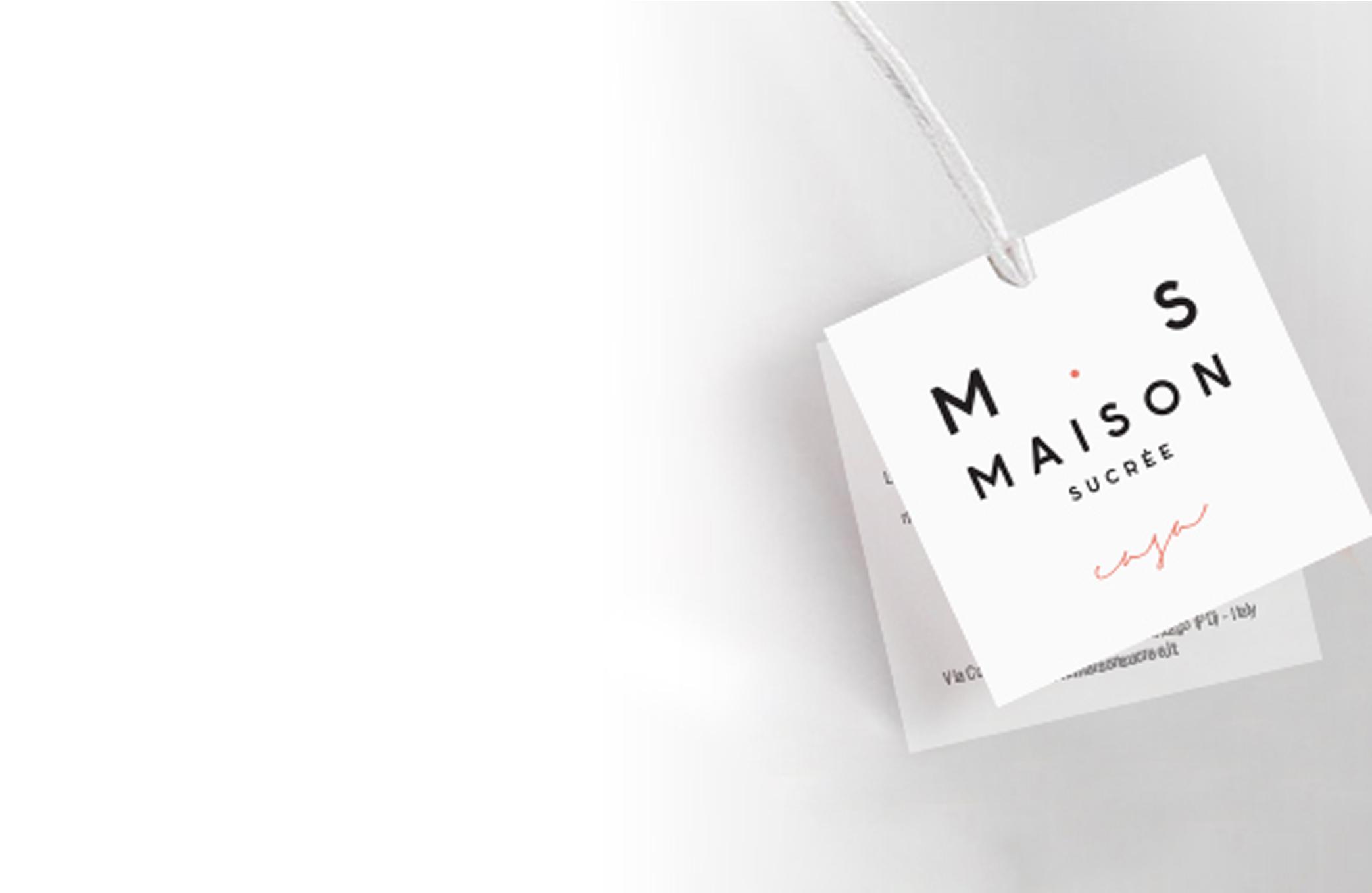 Il Brand Maison Sucrée si veste di nuovo