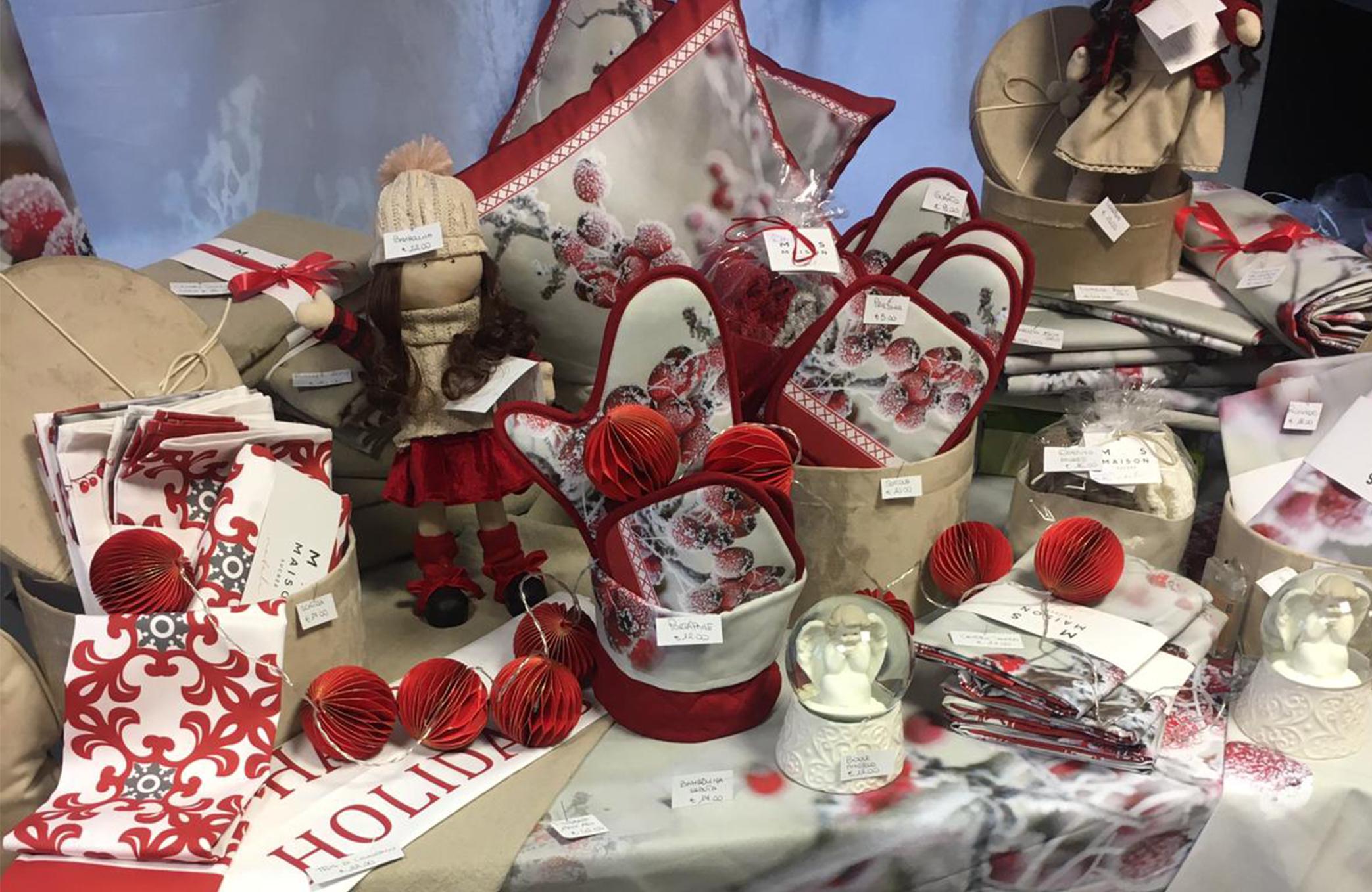 """2. """"Vetrine creative"""" di Natale, la rubrica di Maison Sucrèe"""