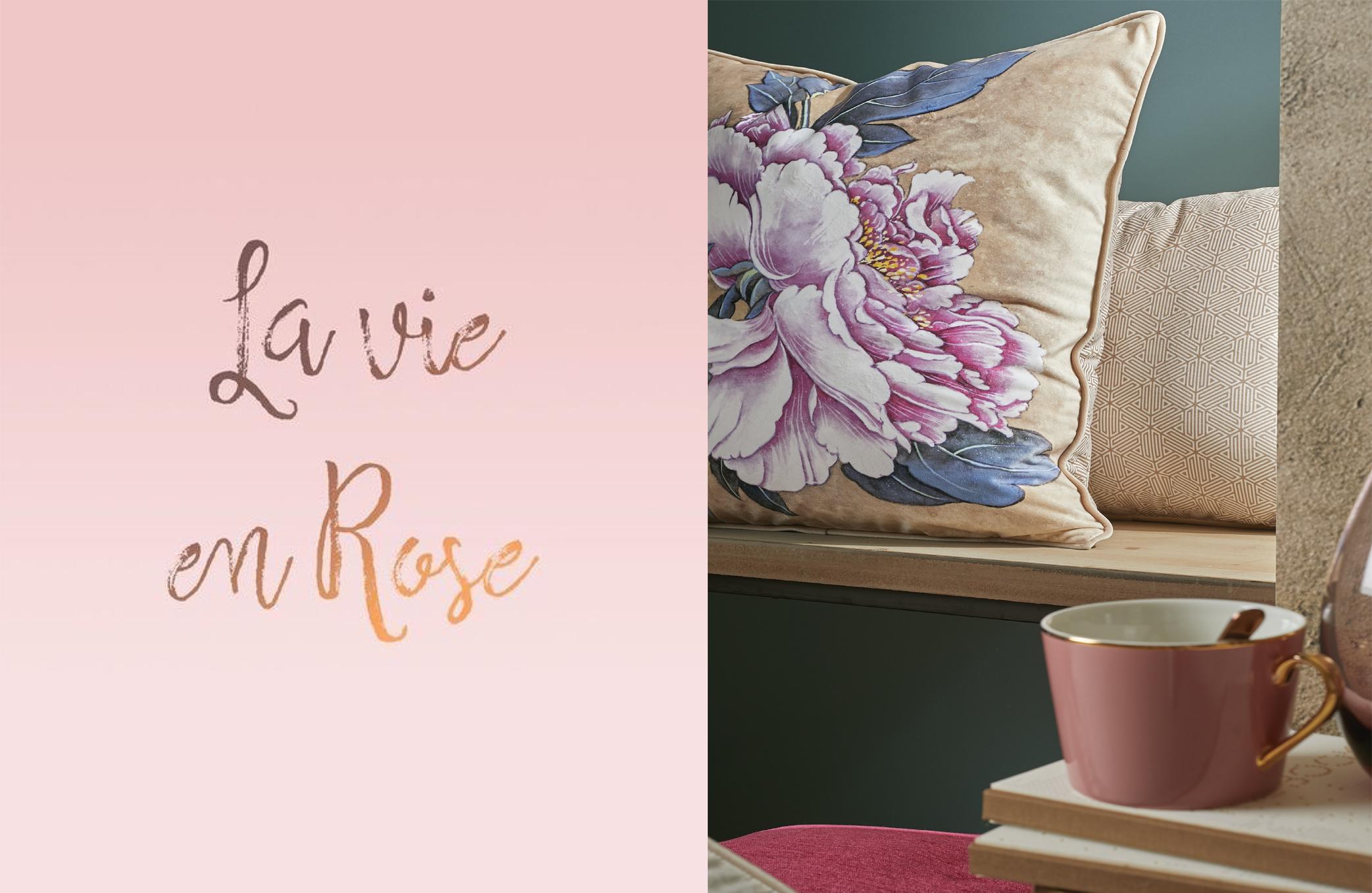 RestiamoACasa – La vie En Rose