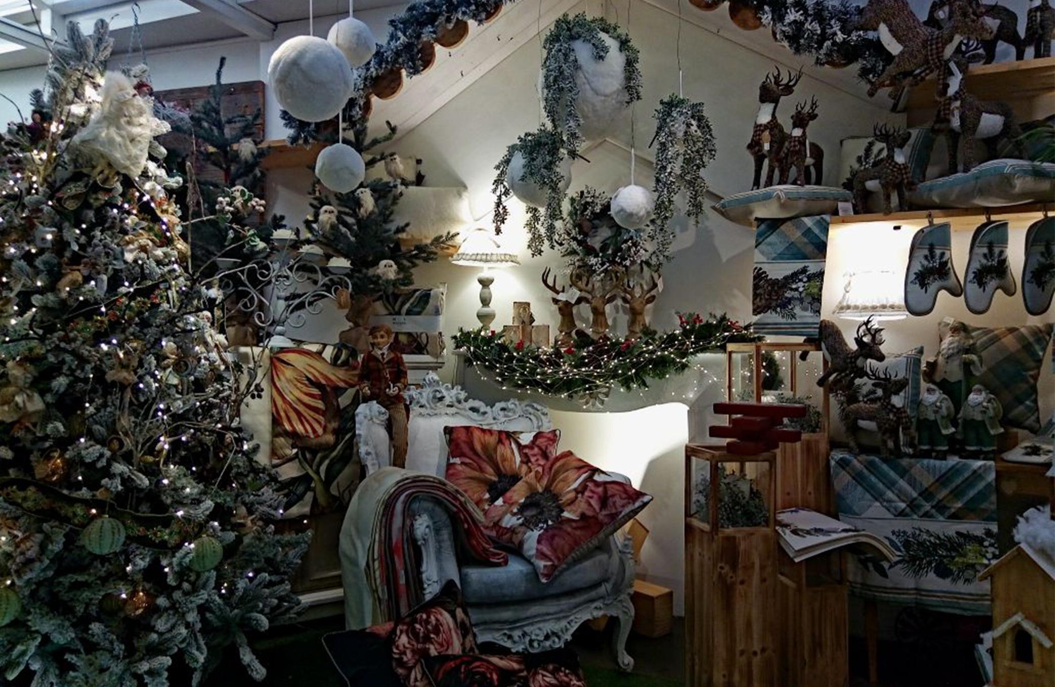 """4. """"Vetrine creative"""" di Natale, la rubrica di Maison Sucrèe"""